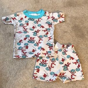 Hanna Andersson Dr Suess Pjs